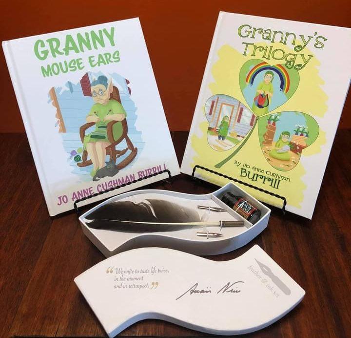Granny Books by Jo Anne Cushman Burrill